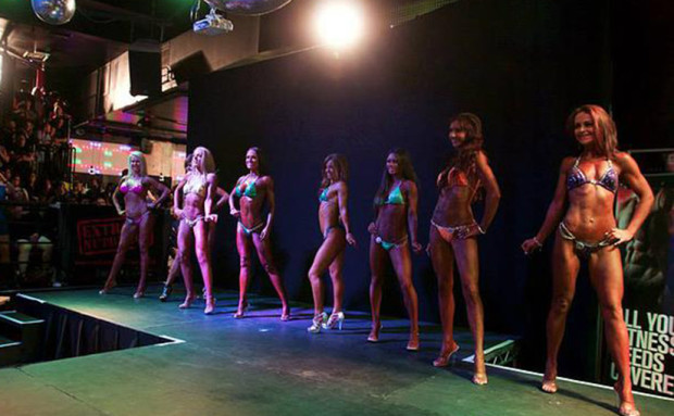 The one where I go to a Body building comp – Part One
