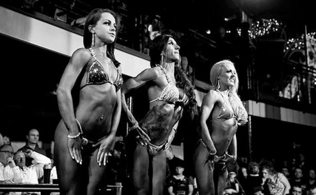 The one where I go to a Body building comp - Part Two