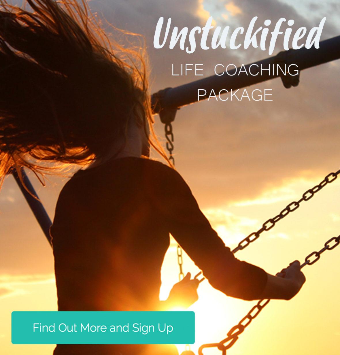 unstuck life coaching