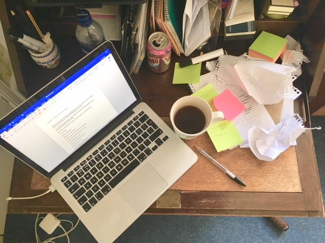 clutter blog 1
