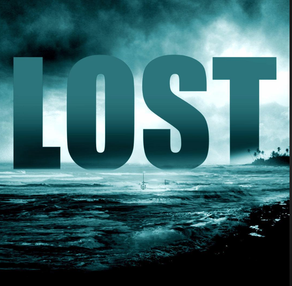 Lost TV show image
