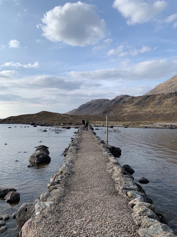 The Causeway at Carnmore